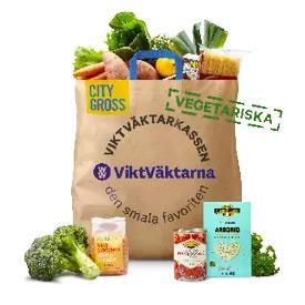 ViktVäktarnas vegetariska matkasse från City Gross
