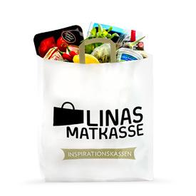 Linas inspirationskasse från Linas Matkasse
