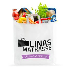 Linas lättlagade kasse från Linas Matkasse